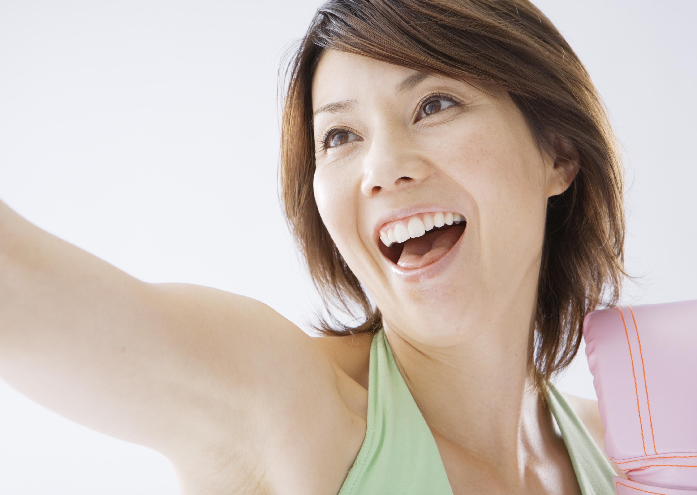 ダイエット・・有酸素運動の効果を上げるには?