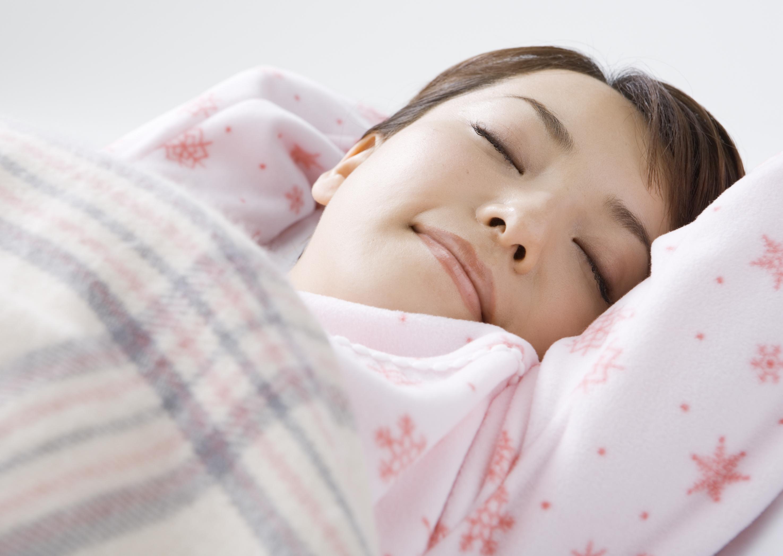 睡眠時間が、ダイエットを左右する!